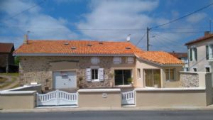 Nice renovation for this 3/4 bedroomed house 160m².