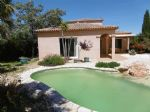 Beautiful villa of 145m2 on plot of 700m2 with beautiful pool in a quiet and pleasant near sea