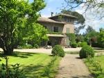 Exceptionnal elegant mansion with beautiful mature garden