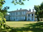 Maison de Maître with 10 acres and swimming pool!