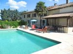 Renovated farmhouse near the CANAL DU MIDI, 4 acres land, 30 min of Toulouse
