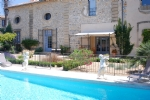 Renovated Stone Property with Swimming Pool and Guest House