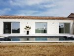 Recent Villa with Pool near Uzes
