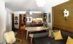 Apartment in New Building in Morillon