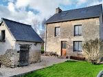 10 mns south of dinan - detached stone village property close to the rance