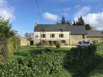 Stone farmhouse to restore near market town of broons, easy access to main road