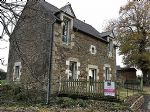 Plenee-jugon area - detached stone country house
