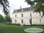 Stunning, early 19th century Manor house, Château style 'Ile de France', luminous,