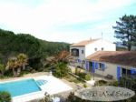 Charming Villa with 4 en-suite bedrooms, office, pool with rolling shutter, easy life style,