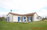 Les Forges (79) for Sale : Lovely villa next to a 27 hole golf course.
