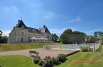 Les Forges (79). Superb apartment in stunning chateau park