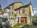 Beaulieu-sur-Dordogne (19) - Quirky house in the medieval sector, close to the river