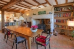 Mareuil (Dordogne) - Impressive Maison du Maître  in Périgord Vert with gîtes