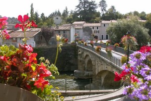 Espéraza (Aude) - Successful bed and breakfast business for sale overlooking River Aude
