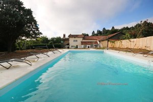 Piégut-Pluviers (Dordogne) - 6 bedroom house  with separate cottage