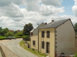 Nice house in small village with a garage, barn and garden wi...