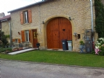 Beautiful renovated farmhouse in the Haute Saone.