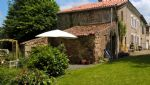 Super stone cottage, with outbuildings and garden.