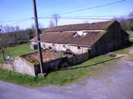Reduced - 17th Century Barn for Renovation