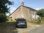 DETACHED RURAL HOUSE with centralheating, paddock, outbuildings.