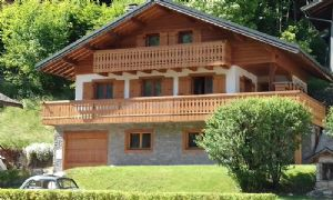 Stunning chalet to be finished
