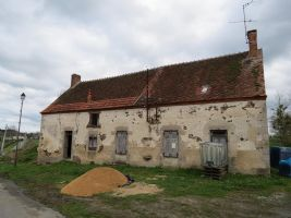 Complete renovation project on the edge of a village