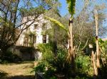 *Maison de maitre, beautiful gardens, pool and consructible land, a real gem!