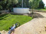 Contemporary three bedroom villa with garden and great views!