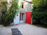 *Lovely stone house with contemporary loft, garden and terrace