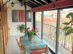 *Superb central Sete apartment with 3 bedrooms with great views.