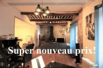 *Tastefully renovated village house with terrace and three bedrooms - amazing price too!