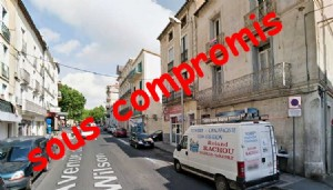 Central Beziers apartment - great opportunity!