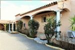 * Gite Complex in priviledged setting, Magalas, views, 4 properties, pool, 3000m2 land *