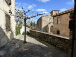 *Bright, 6 bedroom split-level village house with courtyard, steps from Canal du Midi.