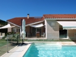 *Magnificent modern Villa with pool and Canigou views