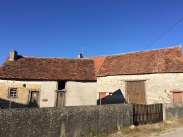 This beautifully positioned detached property is in need of renovation