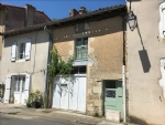 Pretty Village House / Loft With Views Over The Château At Verteuil-Sur-Charente