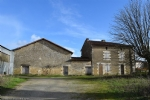 Old Farmhouse With Outbuildings And Land On 2602m² - Close To Ruffec