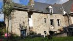 Central Dinan - Two Charming Stone Houses - One Habitable, One to Develop
