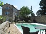 Superb mas en pierre with swimming pool