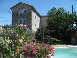 Superb Stone Mas with Swimming Pool