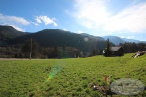 Plot of land in Seytroux 987m² close to Morzine