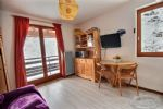 For sale studio in St Jean d'Aulps resort, ski in ski out