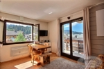 For sale one bedroom apartment in Les Gets center
