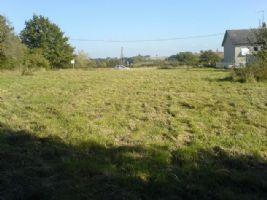 Nice building plot near Chaillac