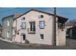 2 Bedroom Upside Down House in a Lovely Village just outside Mansle