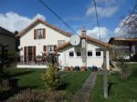 Detached Village House with Garage and Attached Gardens