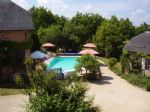 Charming property, stone house, plus two gites with swimming-pool