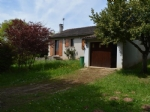 Three bedroom village house with lovely views