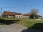 Small farm for renovation with outbuildings, lovely views and 6.6 hectares